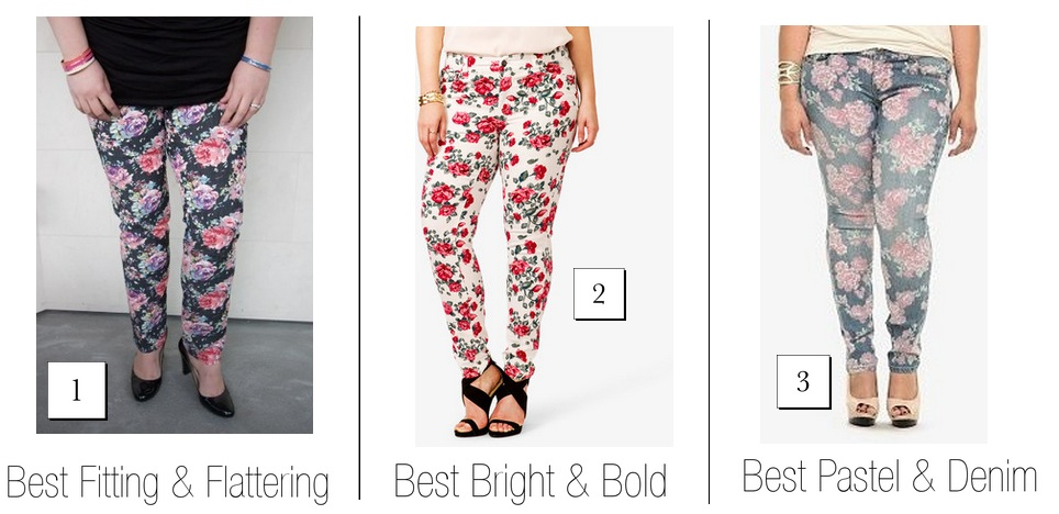 The Best of the Printed Pants & Leggings - Plus Size Edition - Her ...