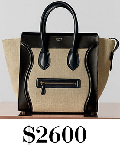 Look For Less - Celine Bags - Celine Dupes - Her Style View